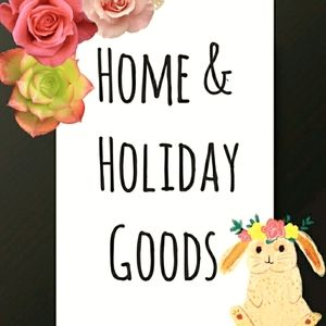 HOME & HOLIDAY GOODS